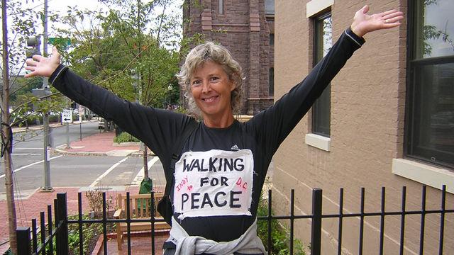 Peace Walk: Indiana to Washington, DC