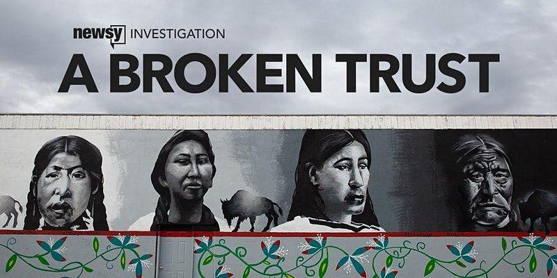 """""""A Broken Trust"""" Documentary Screening"""