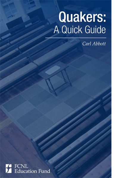 Quakers: A Quick Guide book cover