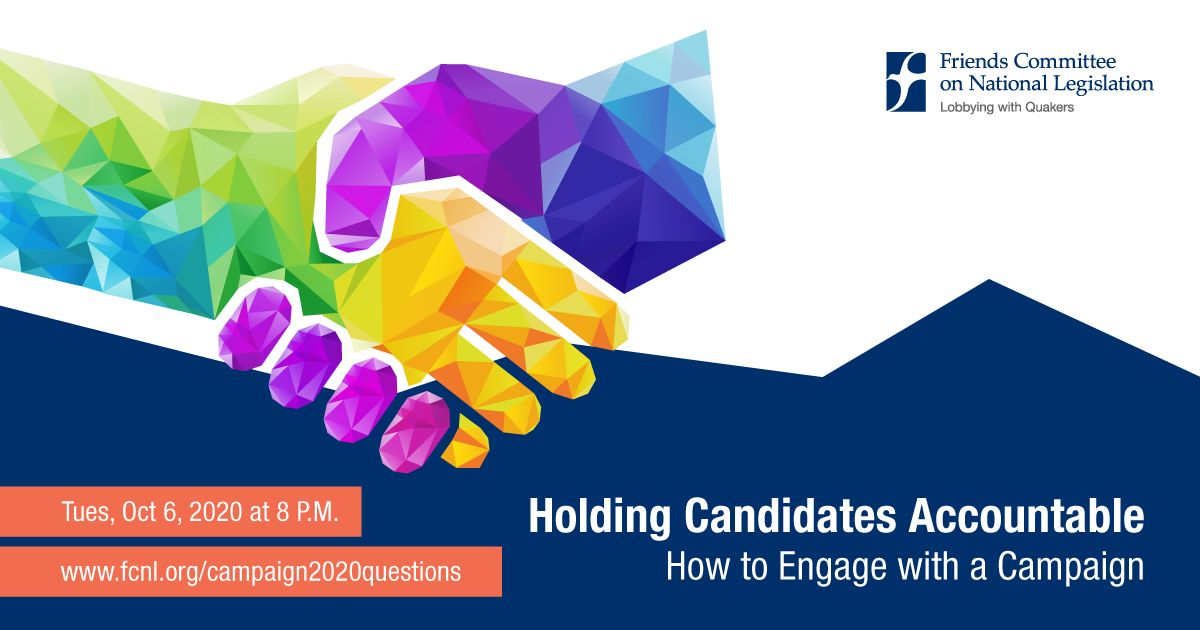 Webinar: Holding Candidates Accountable