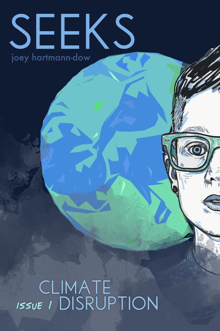 Seeks, a comic by Joey Hartmann-Dow
