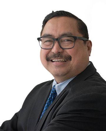 Adlai Amor, Associate Executive Secretary for Communications