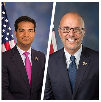 Reps Curbelo and Deutch